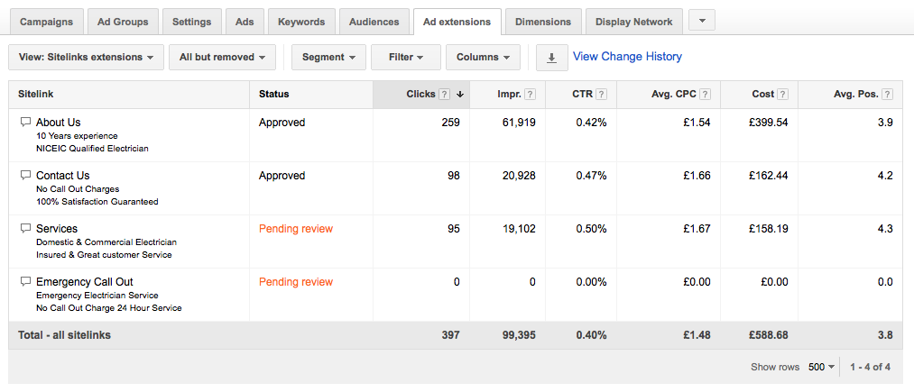 How to set up your Google Adwords account 7