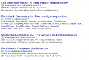 Marketing Ideas For Electricians PPC